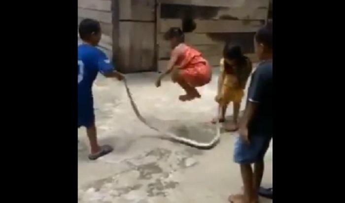 https: img.okezone.com content 2019 11 14 612 2129775 viral-bocah-main-lompat-tali-pakai-ular-netizen-badarawuhi-tertawa-melihat-ini-82ERf9Gxxr.jpg