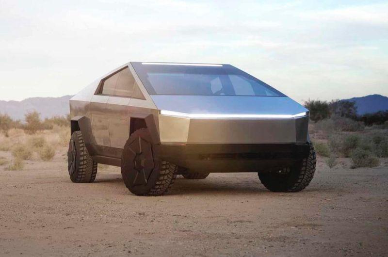 Begini Truk Masa Depan Racikan Produsen Mobil Tesla Okezone Otomotif