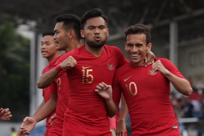 Pelatih Singapura Waspadai Gebrakan Timnas Indonesia U 22 Di
