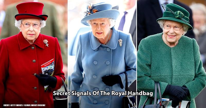 banyak rencana tentang gaya busana Ratu Elizabeth II yang dipersiapkan oleh Angela.