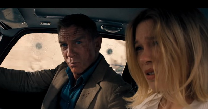 Trailer Film No Time To Die Rilis James Bond Kembali