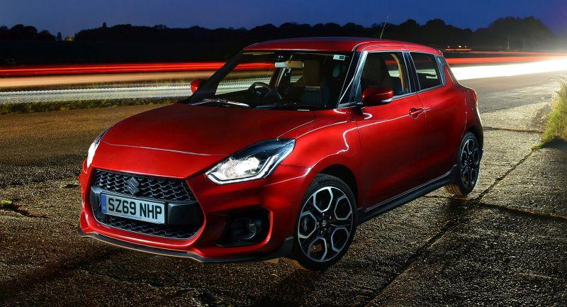 Suzuki Siap Pasang Teknologi Hybrid di 3 Model Mulai 2020