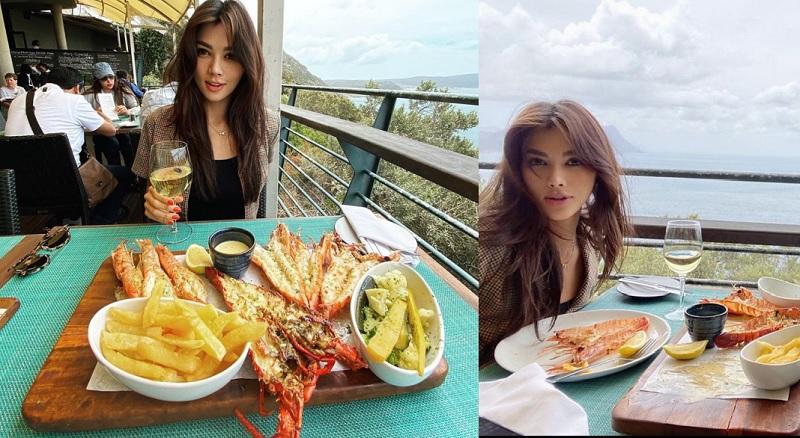 https: img.okezone.com content 2019 12 20 298 2144155 adinda-bakrie-santap-lobster-besar-gayanya-seksi-menggoda-z9dcsWRlRi.jpg