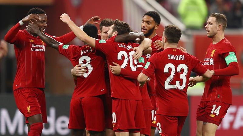 Gelandang Liverpool Ketagihan Menangi Trofi, Piala Dunia Klub Selanjutya? :  Okezone Bola