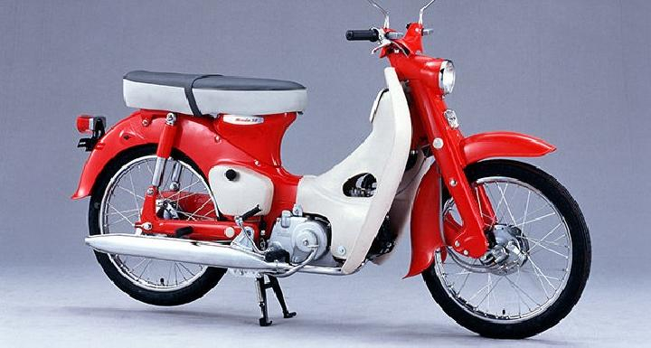 Koleksi Motor Klasik Honda Astrea Artidjo Alkostar Ditaksir Seharga Rp1 Juta Okezone Otomotif