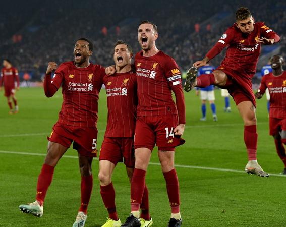 Liverpool Menang 4 0 Atas Leicester Klopp Belum Puas Okezone Bola