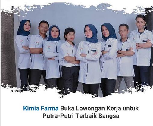 KAEF Kimia Farma Buka Lowongan untuk Corsec hingga Sales, Ini Daftarnya : Okezone Economy