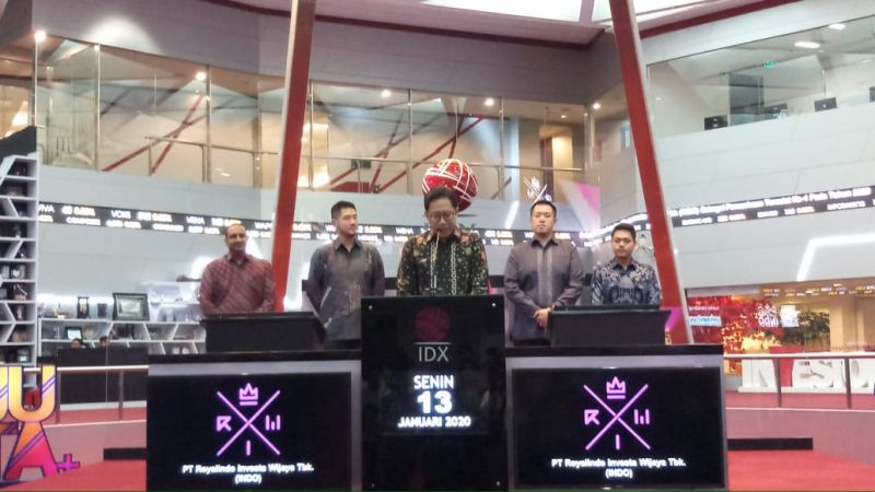 INDO IPO, Royalindo Investa Wijaya Targetkan Punya 500 Kamar Indekos : Okezone Economy