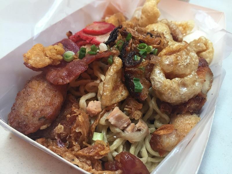 Mencicipi Makanan Favorit Di Festival Kuliner Imlek Dijamin Kalap