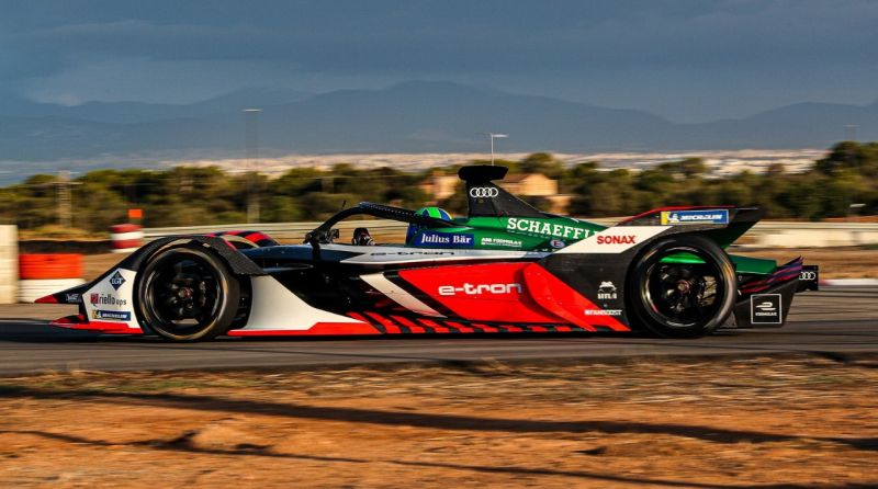 440+ Mobil Listrik Formula E Terbaru