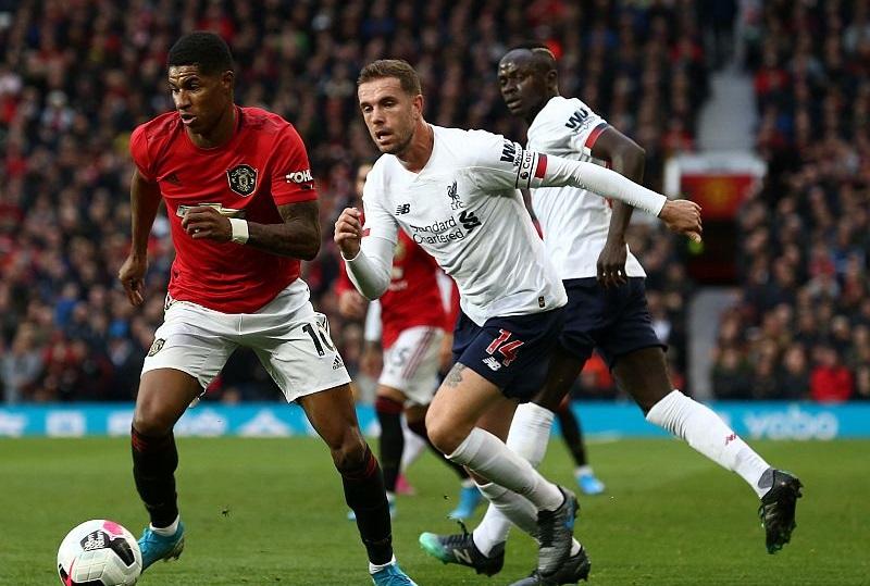 Head to Head Liverpool vs Man United di Liga Inggris ...