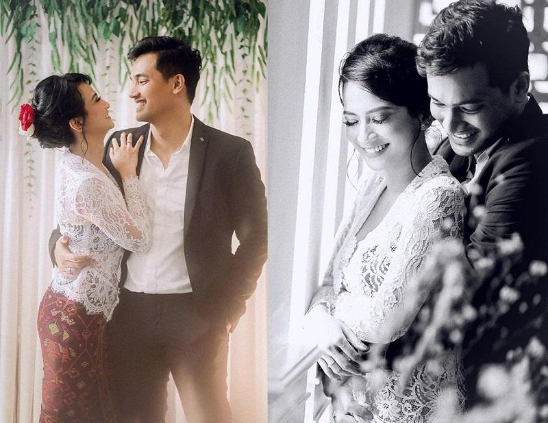 Mertua Bungkam Soal Resepsi Pernikahan Vanessa Angel Okezone
