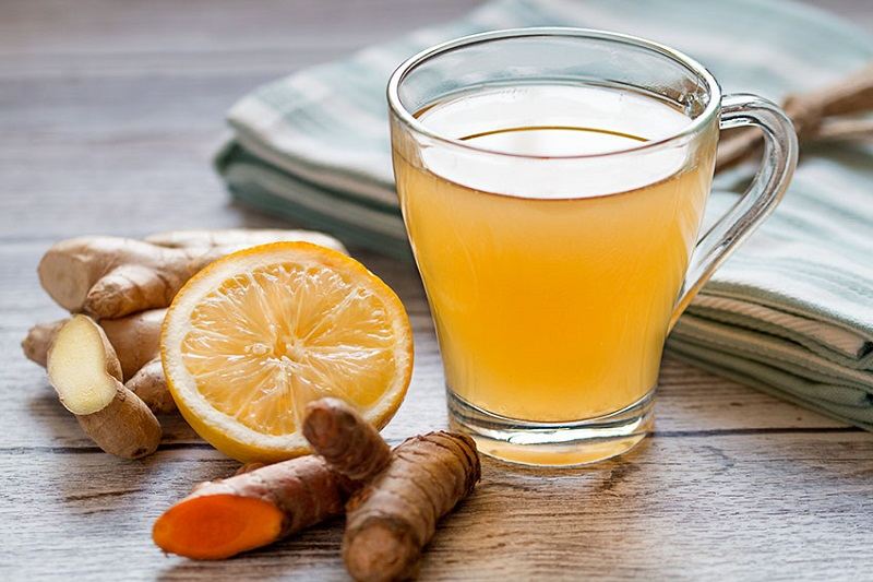 Rutin Minum Rebusan Jahe, Bawang Putih dan Madu, Dapatkan 4 Khasiat Ini :  Okezone Lifestyle