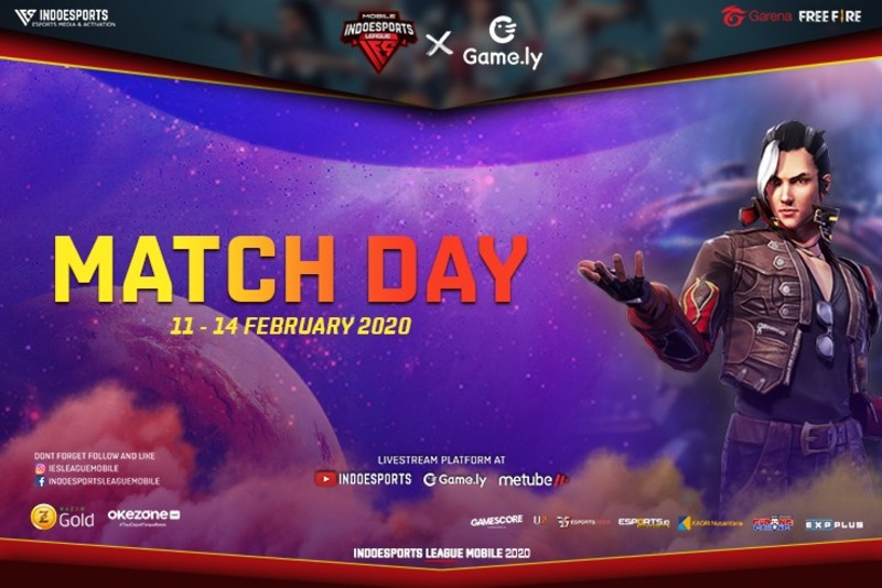 Indoesports League Mobile Season 1 Segera Digelar