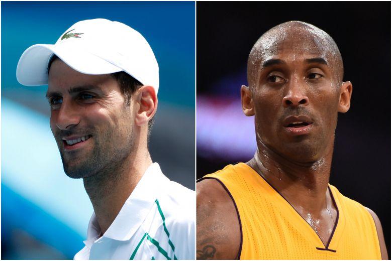 Kobe Bryant Sudah Dianggap Novak Djokovic Sebagai Mentornya Okezone Sports