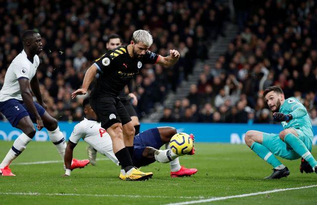 Tottenham vs Man City, Guardiola: Kami Main Bagus, tapi ...
