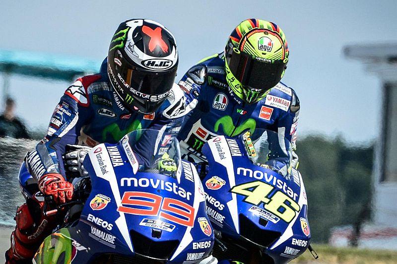 Unggah Foto Bersama, Lorenzo dan Rossi Berpotensi