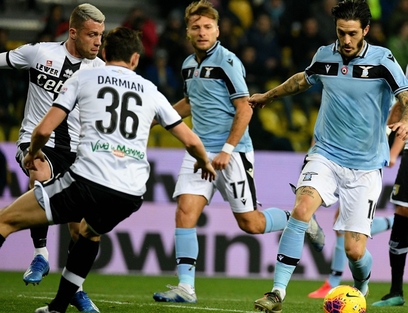 Lazio vs Inter Milan, Lotito Ingin Aquilotti Tampil Ganas ...