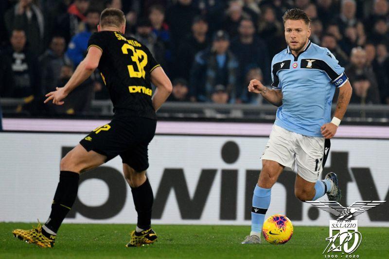 Lazio vs Inter, Biancocelesti Sukses Amankan Tiga Poin di ...