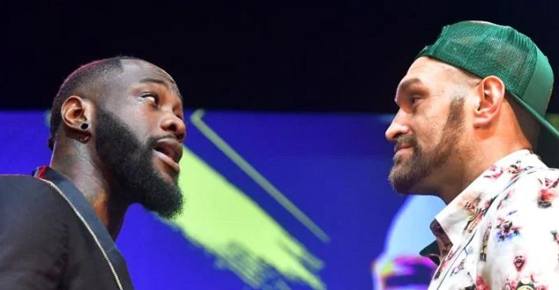 Jelang Duel, Tyson