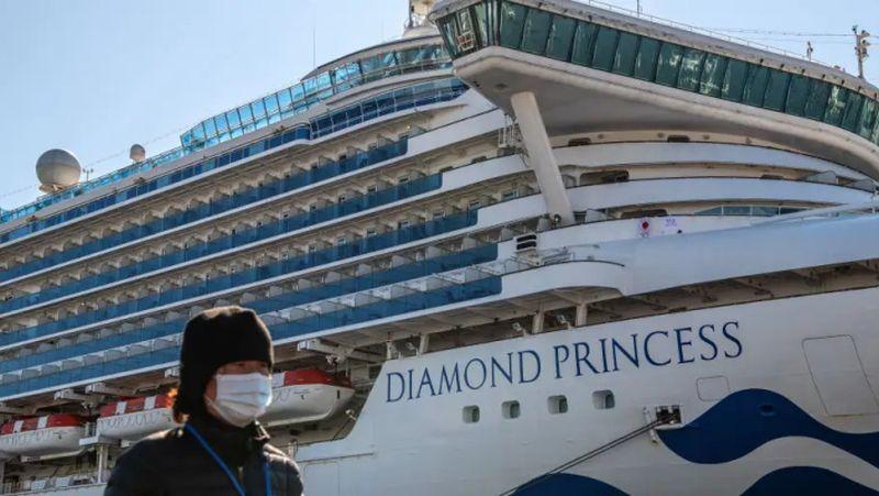 Empat penumpang Diamond Princess lainnya, adalah warga negara Jepang yang sudah lanjut usia.