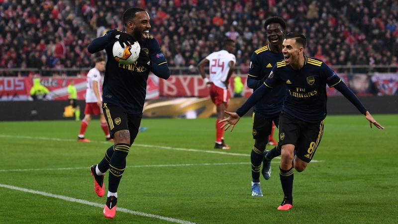 Olympiakos Vs Arsenal David Luiz Kami Tampil Dewasa Okezone Bola