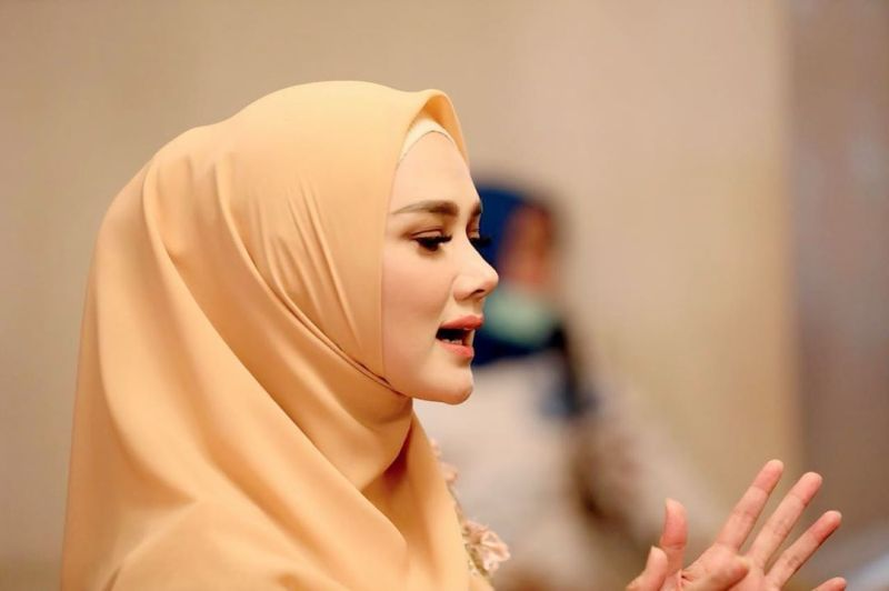 Mulan Jameela Unggah Video Maia Estianty dan Ahmad
