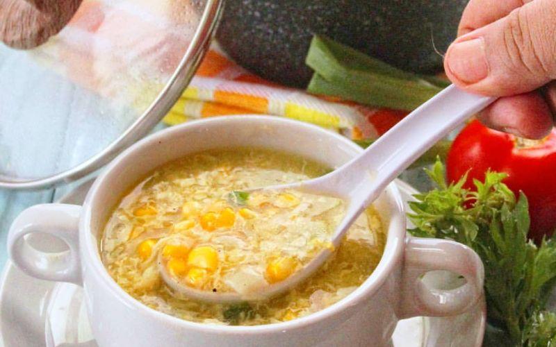Resep Sayur Sop Jagung Ayam Telur Hangat Disantap Saat Hujan Okezone Lifestyle