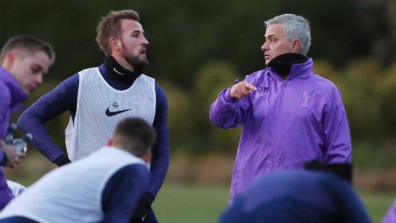 Mourinho Beri Kabar Baik, Harry Kane Bisa Perkuat Tottenham dalam Waktu  Dekat : Okezone Bola