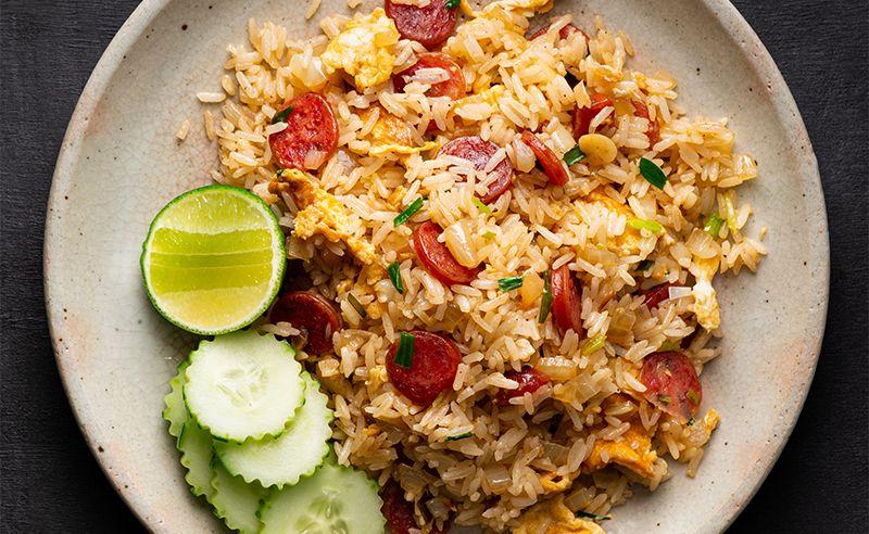 Yuk Bikin Nasi Goreng Sosis Pedas Untuk Sarapan Besok Okezone Lifestyle