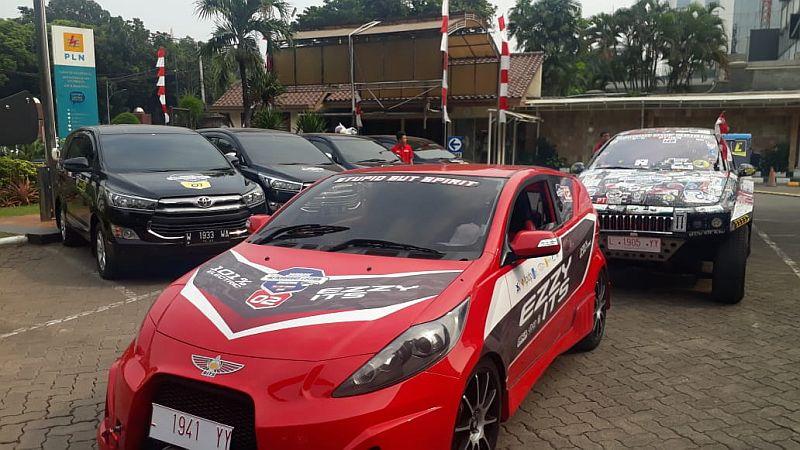 Kendaraan Listrik Masuk Indonesia Menperin Kita Fokus Sediakan Baterai Okezone Economy