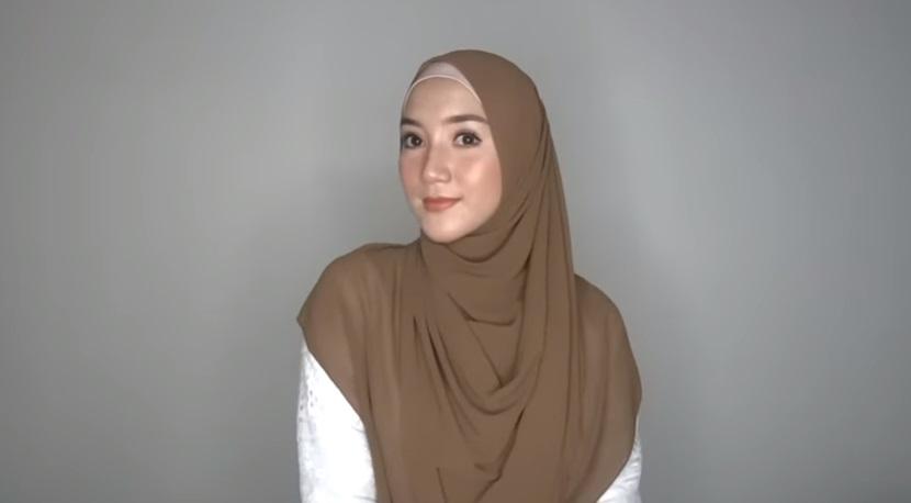Tutorial Hijab Pashmina Simple Kekinian 2020 Hijabfest
