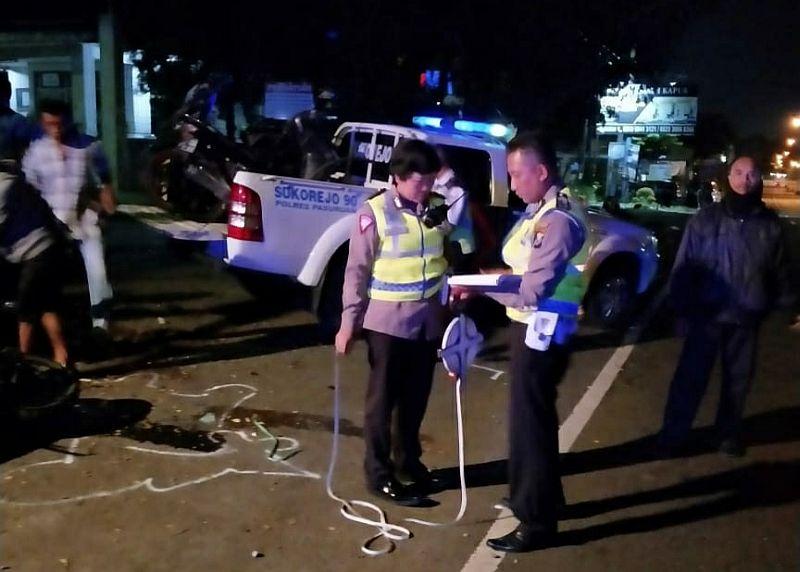 Sopir Mobil Kecelakaan Maut Di Pasuruan Ngaku Baru Istirahat 1 Jam Okezone News