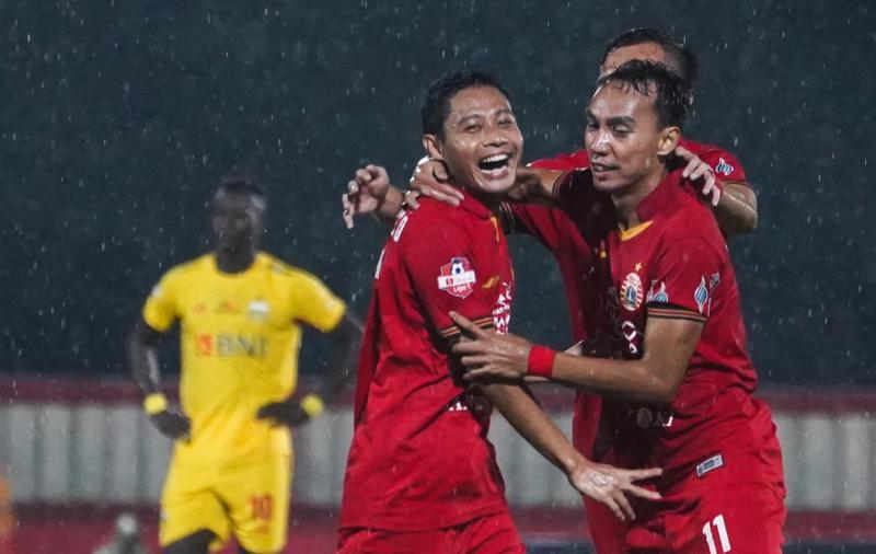 Bhayangkara FC vs Persija Jakarta, Sergio Farias P