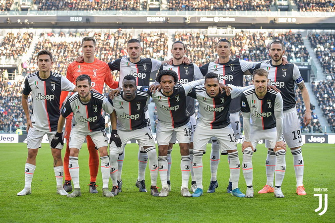 Seluruh Pemain Juventus Akan Jalani Tes Virus Corona Kapan Okezone Bola