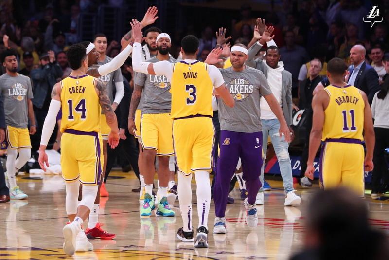 2 Pemain La Lakers Positif Terjangkit Virus Corona Okezone Sports