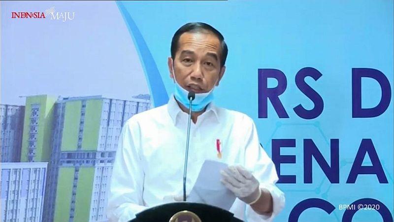 Obat Corona Chloroquine Jokowi Ini Produksi Negara Kita Okezone Economy