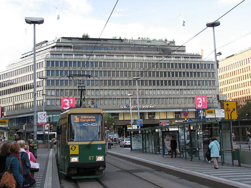 Corona Helsinki