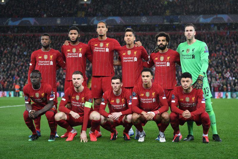 Gaya Liverpool