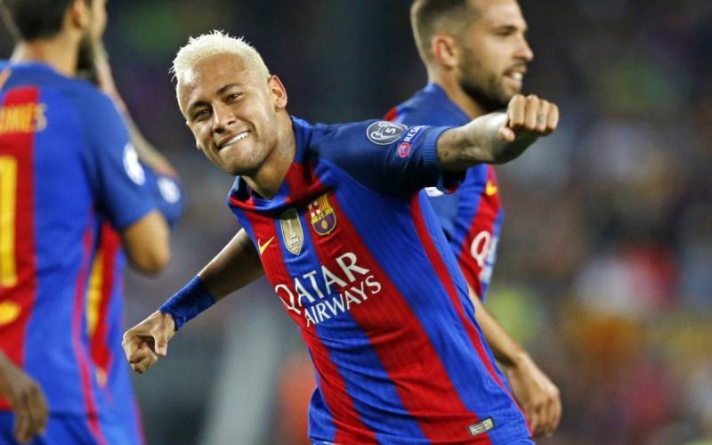 Martinez Neymar