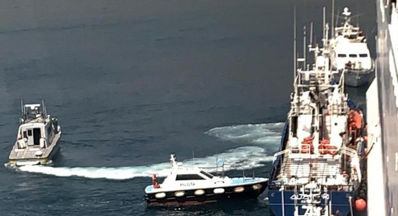 https: img.okezone.com content 2020 04 20 18 2202051 italia-karantina-180-migran-di-kapal-feri-di-lepas-pantai-palermo-Z3Gd96bfQj.jpg