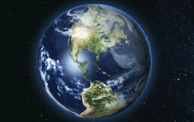 Intip Foto Pertama Bumi Dari Luar Angkasa Okezone Techno