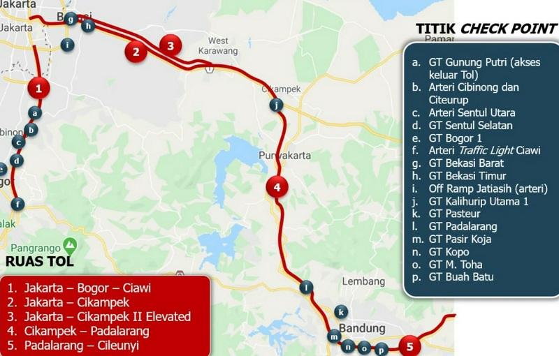 Selama Psbb Traffic Di Jalan Tol Turun Hingga 60 Okezone Economy