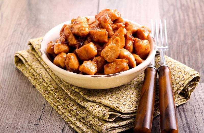 Resep Ayam Madu ala Restoran Korea, Bikin Semangat Sahur! : Okezone Lifestyle