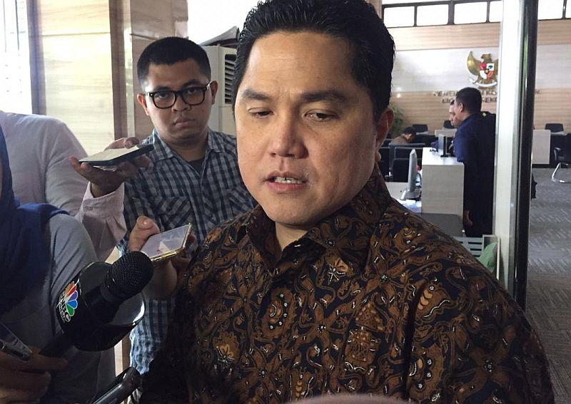 Skenario New Normal Erick Thohir Buka Bisnis Bumn 25 Mei Hingga