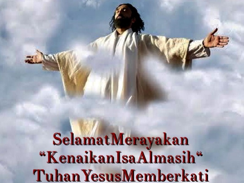 Inilah Makna Kenaikan Yesus Ke Surga Okezone Tren