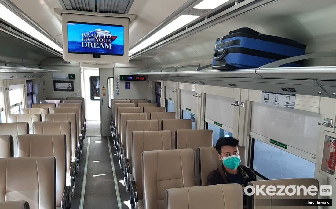 Hadapi New Normal Kai Usul Kenaikan Harga Tiket Kereta Okezone