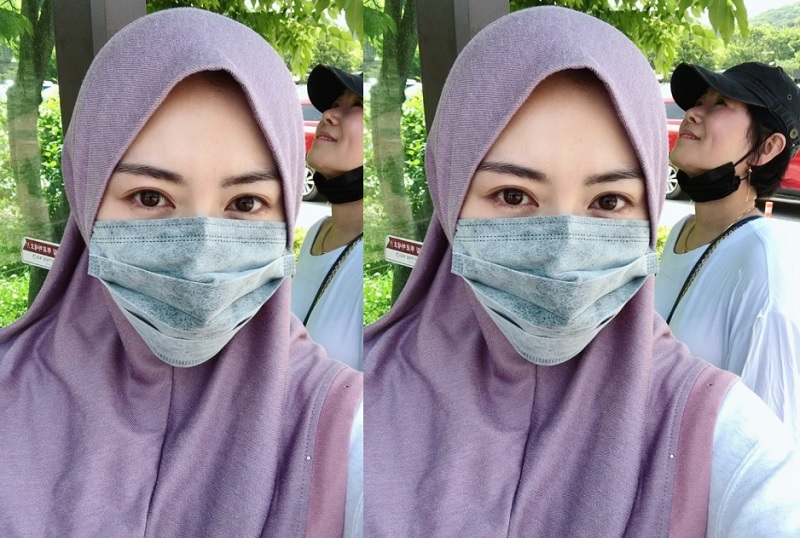 https: img.okezone.com content 2020 05 23 617 2218482 inspirasi-padu-padan-hijab-dengan-masker-ala-ayana-moon-untuk-lebaran-virtual-A3t4DFHVRI.jpg