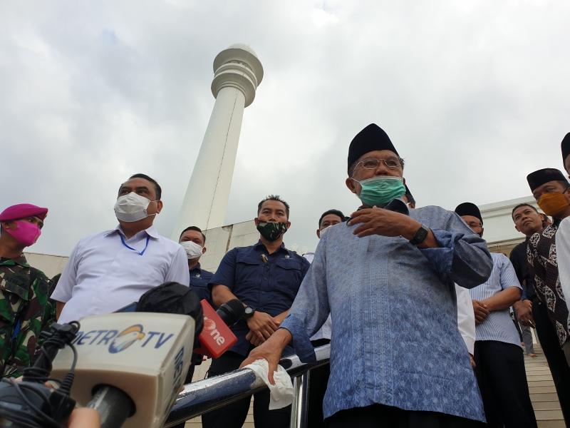 jika psbb jakarta berakhir jk minta masjid gelar sholat berjamaah jaAsDucGHI