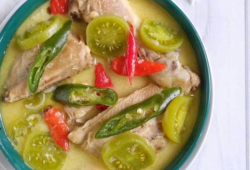 Resep Garang Asem Ayam Khas Jateng Hidangan Spesial Akhir Pekan Bareng Keluarga Okezone Lifestyle